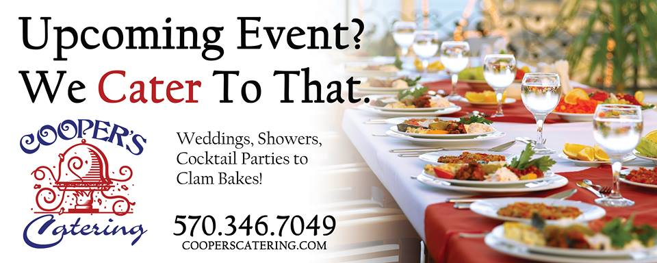 Coopers Catering Scranton Pittston And Surrounding Areas